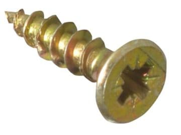 Multi-Purpose Pozi Compatible Screw CSK ST ZYP 3.0 x 13mm Forge Pack 60